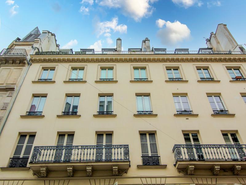 Appartement 1 pièce  à vendre à Paris 3e Arrondissement (75003) -  Paris