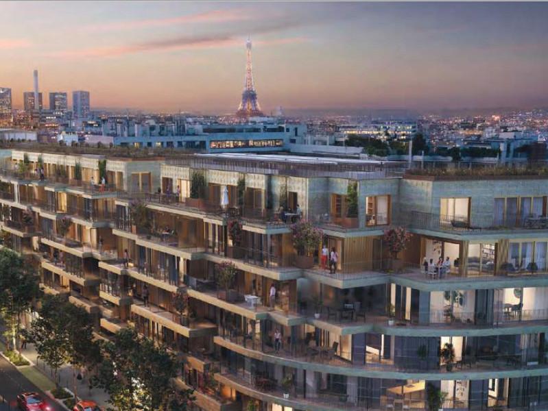 Appartement à vendre à Paris 15e Arrondissement, Paris - 2 056 000 € - photo 2