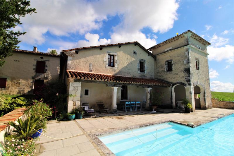 Maison à vendre à Nanteuil-Auriac-de-Bourzac(24320) - Dordogne