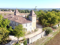 chateau for sale in CondomGers Midi_Pyrenees