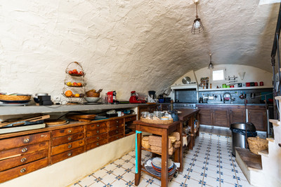 Idyllic rural 17th century bastide, perfect 5 bedroom family home or high level B&B, set in acres of lush gardens with pool, sauna and beautiful covered terrace. 30 minutes from Nice centre.