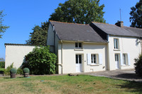 French property, houses and homes for sale in La Trinité-Porhoët Morbihan Brittany