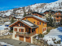 French ski chalets, properties in Saint-Martin-de-Belleville, Saint Martin de Belleville, Three Valleys