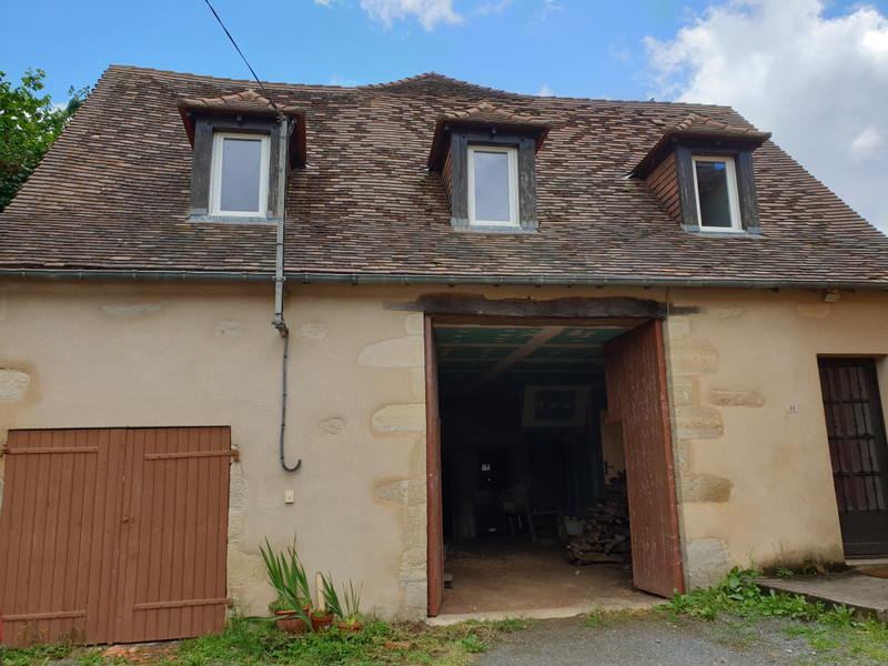 French property for sale in Cherveix-Cubas, Dordogne - €183,600 - photo 2