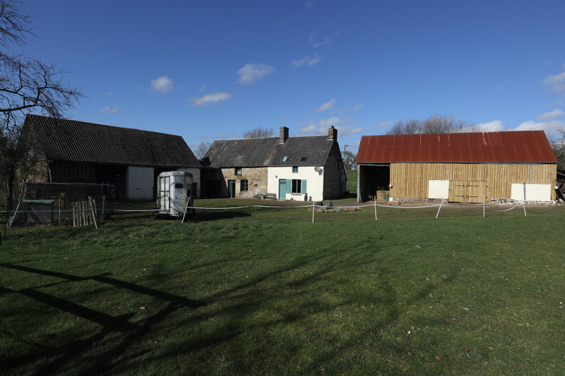 Maison à vendre à Husson(50640) - Manche
