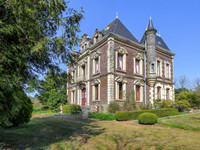 chateau for sale in Champsecret Orne Normandy