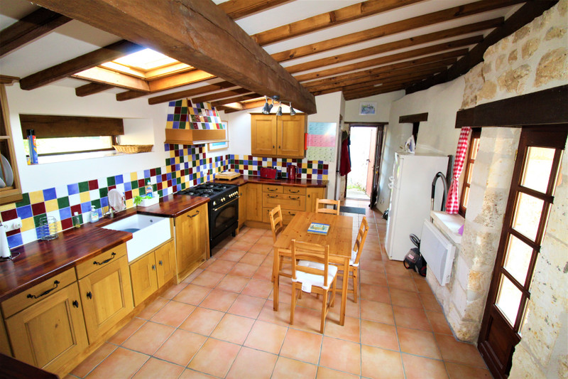 French property for sale in Champagne-et-Fontaine, Dordogne - €295,000 - photo 6