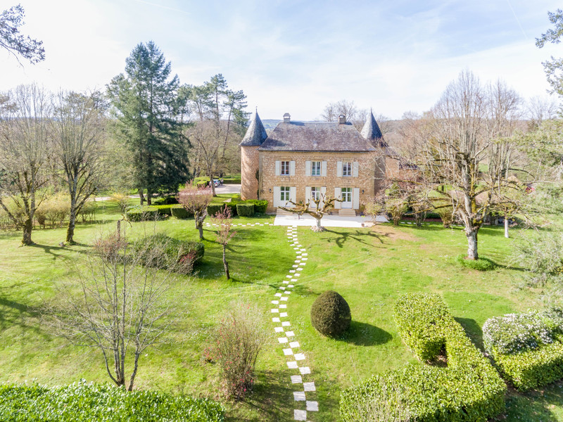 Chateau à vendre à Saint-Cybranet, Dordogne - 1 930 000 € - photo 11