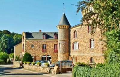 chateauin Saint-Honoré-les-Bains