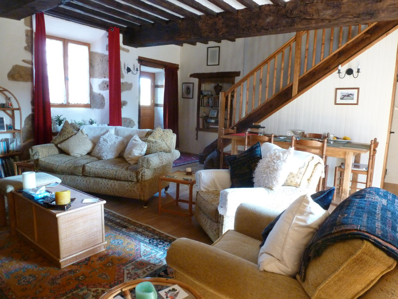 French property for sale in Chéronnac, Haute-Vienne - €142,000 - photo 4