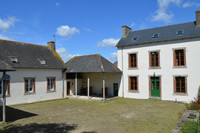 property to renovate for sale in MerléacCotes_d_Armor Brittany