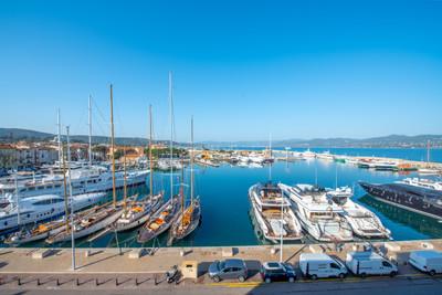 Saint -Tropez Port,  Rare