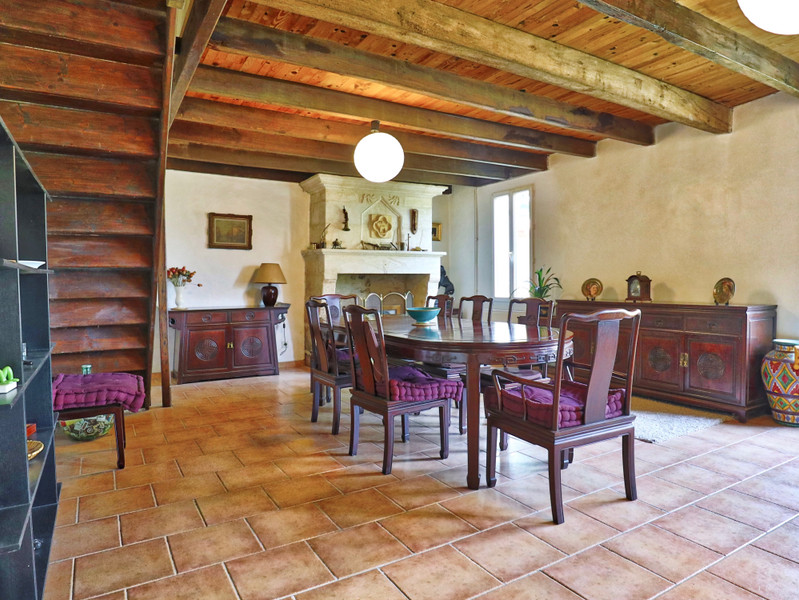 French property for sale in Échourgnac, Dordogne - €413,400 - photo 2