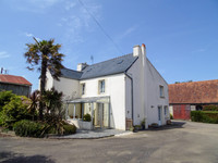 French property, houses and homes for sale in Sainte-Sève Finistère Brittany