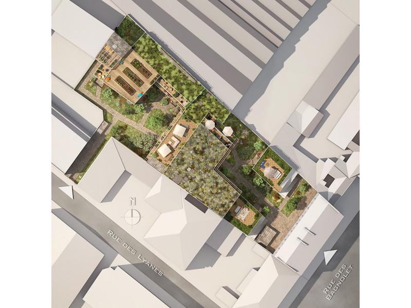 Appartement à vendre à Paris 20e Arrondissement, Paris - 505 000 € - photo 7