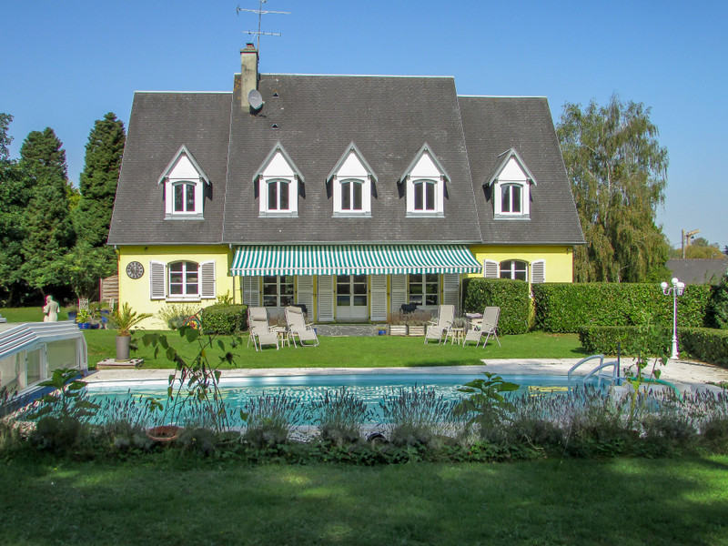 French property for sale in Tessy-Bocage, Manche - €630,700 - photo 1