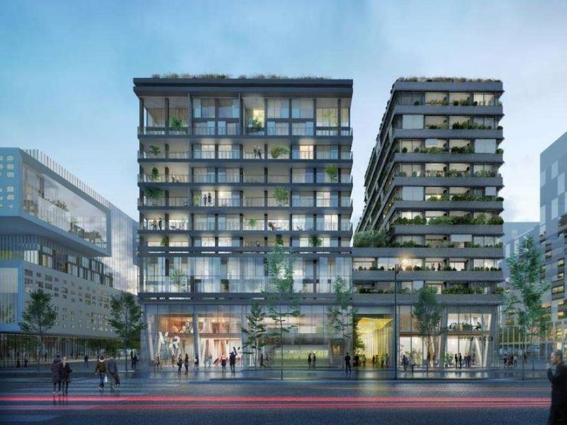 Appartement 3 pièces à vendre à Paris 13e Arrondissement (75013) -  Paris