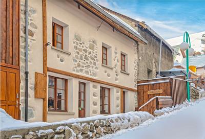 housein Les Deux Alpes