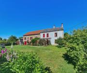 maison à vendre à Saint-Marc-à-Frongier, Creuse, Limousin, avec Leggett Immobilier