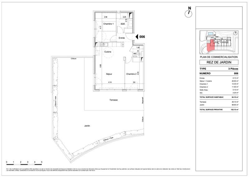 Appartement à vendre à Nice, Alpes-Maritimes - 372 000 € - photo 4