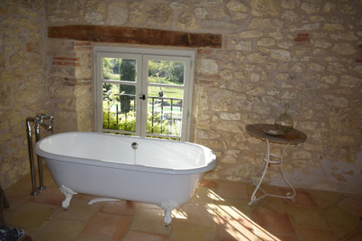 *Under Offer* Featured on the cover of French Property News , a stylish and elegant Maison de Maitre