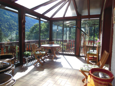 VIDEO VIEWING AVAILABLE IF YOU CANNOT TRAVEL AT PRESENT   Large ski chalet for sale in Saint Gervais, stunning Mont Blanc view, under an hour to Geneva.  EXCLUSIVE to the LEGGETT website , don't miss the 360º virtual tours and the 3D floorplans