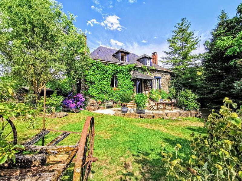 Maison à vendre à Arnac-Pompadour(19230) - Corrèze