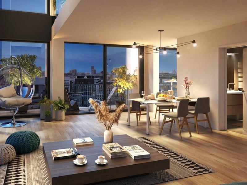 Appartement à vendre à Paris 13e Arrondissement, Paris - 1 360 000 € - photo 7