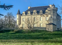 chateau for sale in LibourneGironde Aquitaine