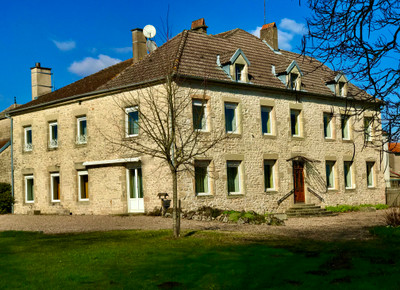 Authentic French Manor with parkland of 56,500 m2 (5.65 H.A)