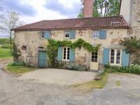 Maison avec 4 chambres, ancien moulin et terrain