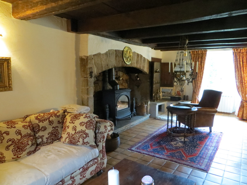 French property for sale in Saint-Moreil, Creuse - €328,600 - photo 10