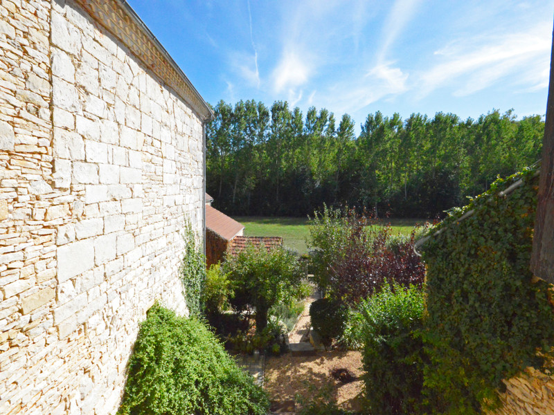 Chateau à vendre à Saint-Pantaly-d'Excideuil, Dordogne - 325 500 € - photo 8