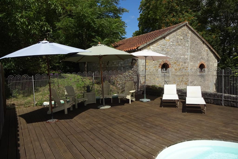 French property for sale in La Trimouille, Vienne - €267,500 - photo 10