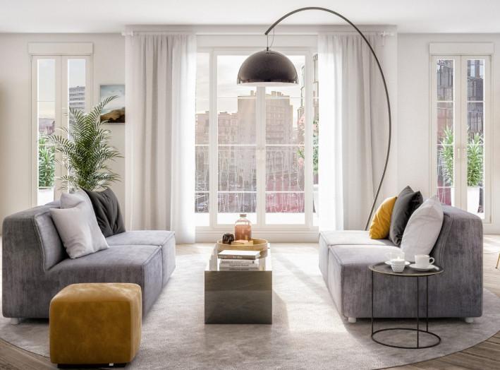 Appartement à vendre à La Garenne-Colombes, Hauts-de-Seine - 662 000 € - photo 8
