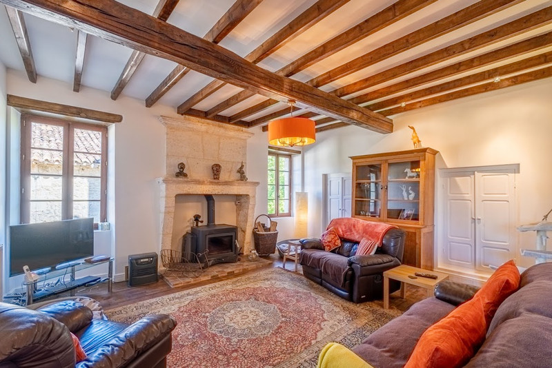 French property for sale in Champagne-et-Fontaine, Dordogne - €848,000 - photo 6