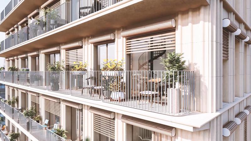 Appartement à vendre à Paris 13e Arrondissement, Paris - 1 029 200 € - photo 6