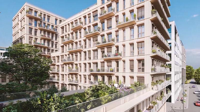 Appartement à vendre à Paris 13e Arrondissement, Paris - 637 700 € - photo 4