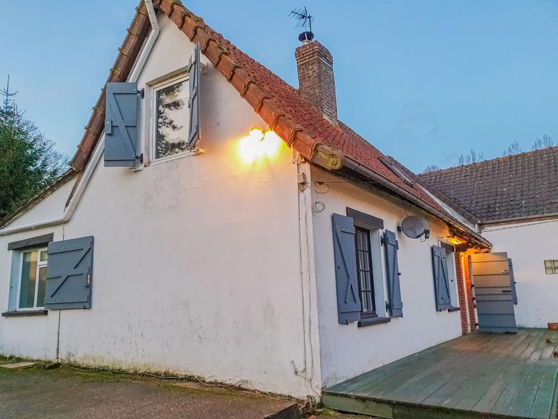 Maison à vendre à Maison-Ponthieu(80150) - Somme