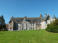 chateau for sale in Crocq Creuse Limousin
