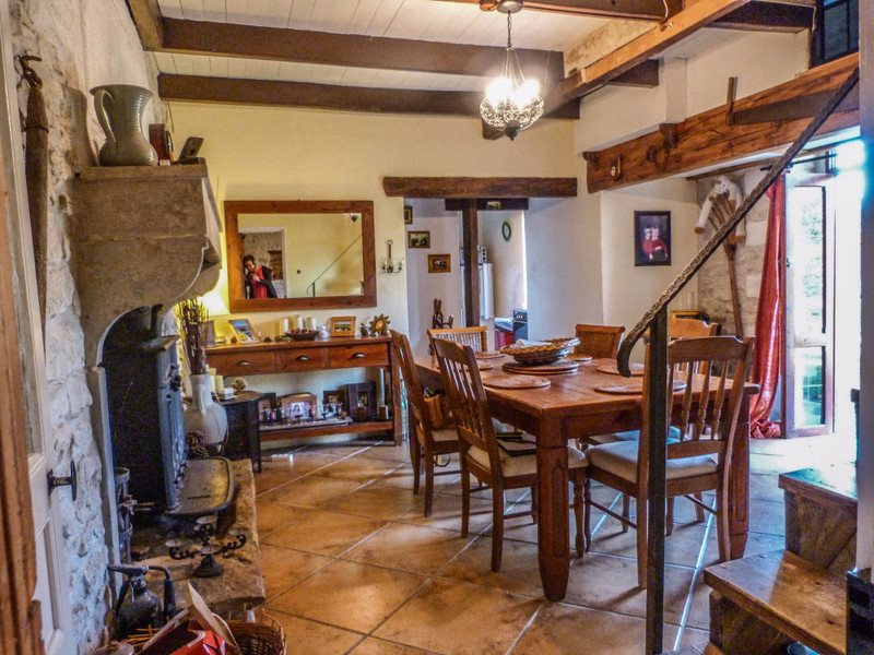 French property for sale in Benest, Charente - €99,000 - photo 2