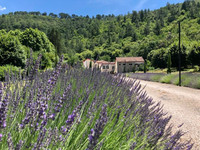 chateau for sale in Branoux-les-TailladesGard Languedoc_Roussillon