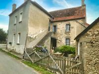 maison à vendre à Toulx-Sainte-Croix, Creuse, Limousin, avec Leggett Immobilier