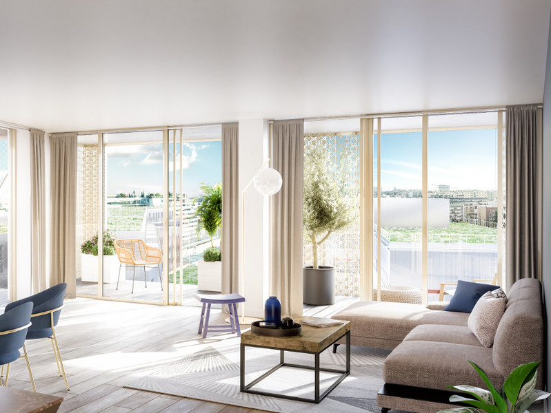 Appartement à vendre à Paris 15e Arrondissement, Paris - 2 056 000 € - photo 5