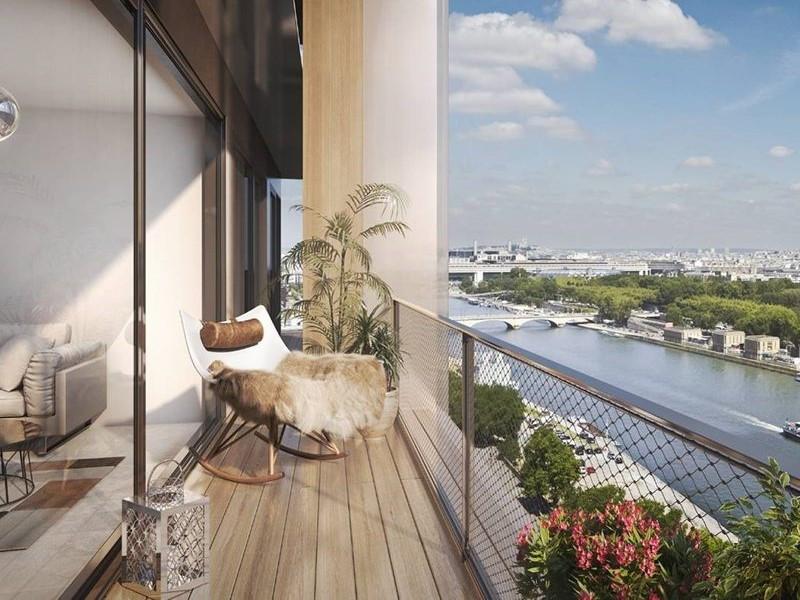 Appartement 4 pièces à vendre à Paris 16e Arrondissement (75016) -  Paris