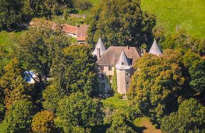 chateauin Aubusson
