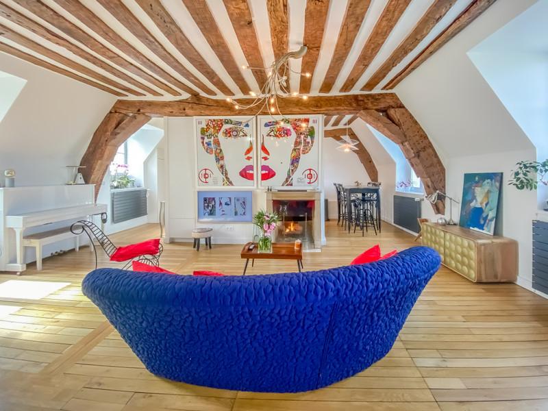 Appartement à vendre à Paris 4e Arrondissement, Paris - 3 200 000 € - photo 2