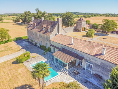 chateauin Verteuil-sur-Charente