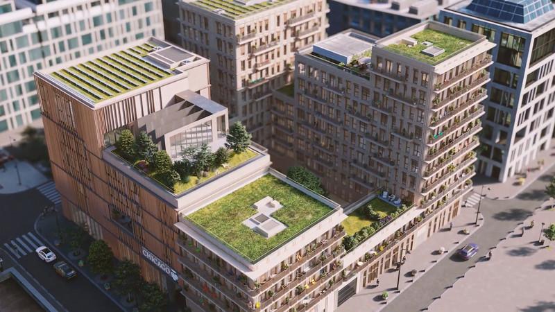 Appartement à vendre à Paris 13e Arrondissement, Paris - 1 625 400 € - photo 8