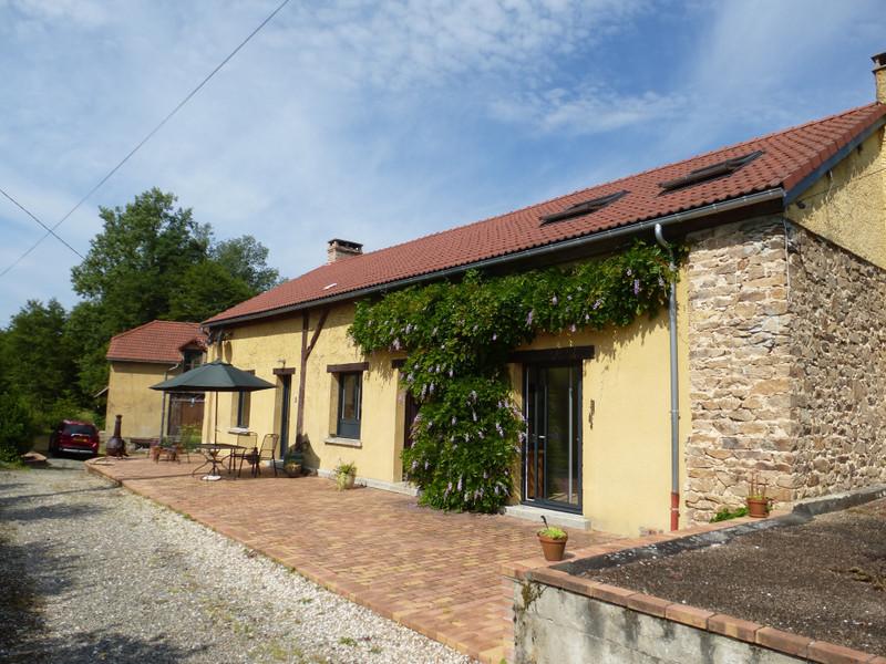Maison à vendre à Saint-Sébastien(23160) - Creuse